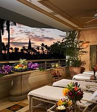 The Grand Wailea Resort in Hawaii
