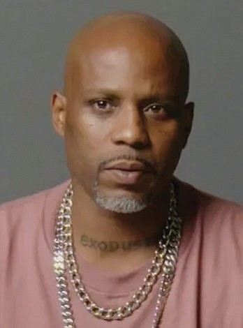 Supporters and family of the rapper DMX chanted his name and offered prayers Monday outside the New York hospital where ...