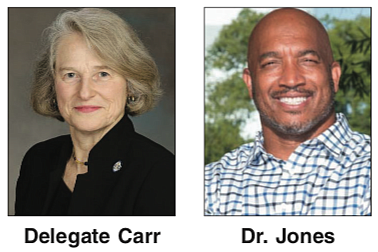 Veteran Richmond Delegate Betsy B. Carr will not face a challenge in the June 8 Democratic primary.