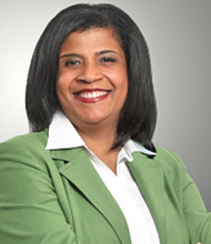 Guylaine Saint Juste is president and CEO of the National Association of Black Accountants, Inc. She has more than 25 years of experience in financial services. She has served as the Business Banking Virginia Market Executive with Capital One Bank.