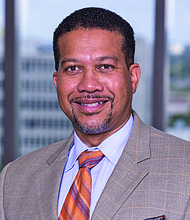 Dr. Roderick K. King joins the health system this summer to begin imple- menting a long-term roadmap address- ing health inequities in communities across the state.