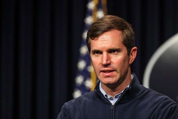 Kentucky Democratic Gov. Andy Beshear signed a bipartisan-supported bill into law on Wednesday that expanded voting access by codifying election ...