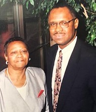 Carl Stokes' Mother, Delores Stokes passed away last week. The family will celebrate her life on Saturday, April 10, 2021 at St. Francis Xavier Roman Catholic Church located at 1427 N. Caroline Street in Baltimore City. Family hour is 11 a.m. and the Funeral Mass is at 12-noon. Masks and social distancing are required. The service will be live streamed on the Historical St. Francis Xavier Facebook page. My sincerest condolences to Carl and his family.
