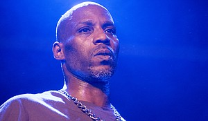 DMX, birth name of Earl Simmons, has died at 50, his family announced in a statement on April 9. He is seen here in 2016. Mandatory Credit:Noam Galai/Getty Images