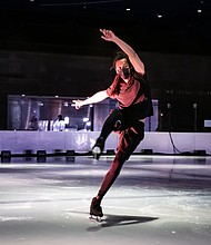 Dancer/choreographer Samory Ba