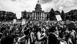 Protests in Denver in 2020 helped create an environment in which state lawmakers could pass qualified immunity reform making Colorado the first state to do so.