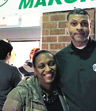 Former high school algebra teacher Albert Holley and his wife, Dr. Melissa Holley own and operate three area Rita's Ice franchises.