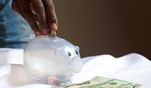 Piggy bank/saving
