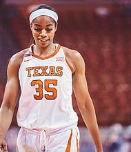 Charli Collier is the top pick in the 2021 WNBA Draft