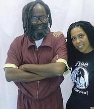 Dr. Johanna Fernandez and Mumia Abu-Jamal