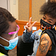 The University of Maryland, Baltimore (UMB) Vaccination Clinic is open to pro- vide vaccinations to Baltimore City residents, workers, and students. Register at www.GetTheVaccineBaltimore.org.