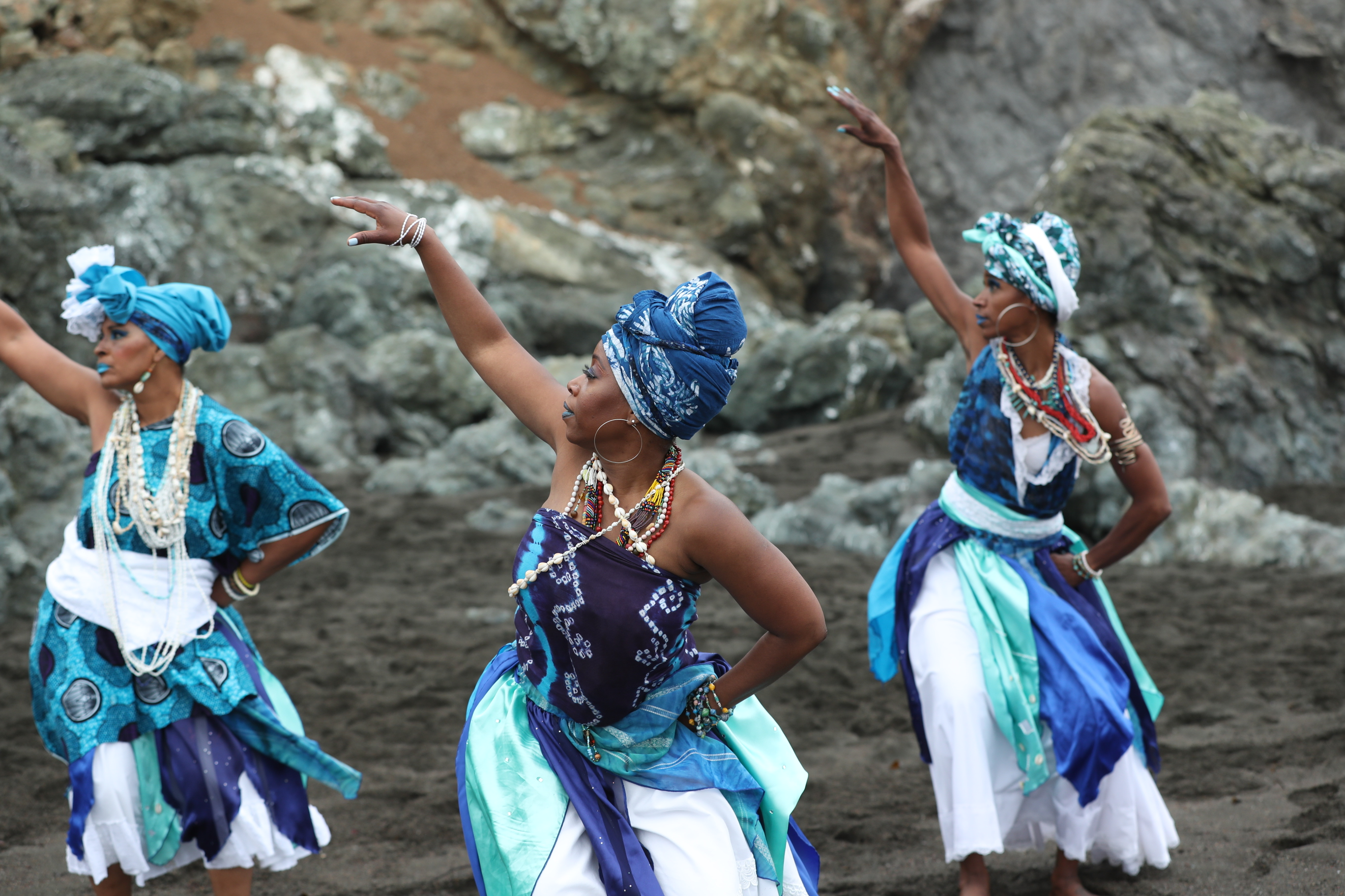 DanceAfrica's ancestral voices speak and we dance!