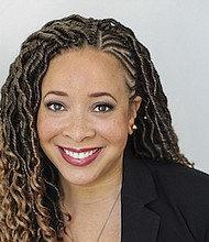 Morgan Phelps is the founder and CEO of Colorful Connections, a firm that assists organizations in building and retaining racially inclusive teams. Photo provided by Vanessa Abron