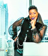 Latrice Mosley-Smith is an entrepreneur and advocate who is the brainchild behind Purple Hose and Healing Foundation, Haute Hosiery, LLC, and 820 Consulting. Photo provided by Latrice Mosley-Smith