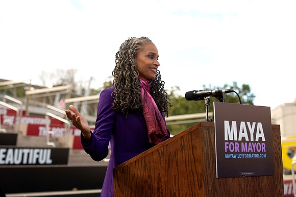Maya Wiley is our choice for mayor of New York City. Not only is she the only African American woman ...