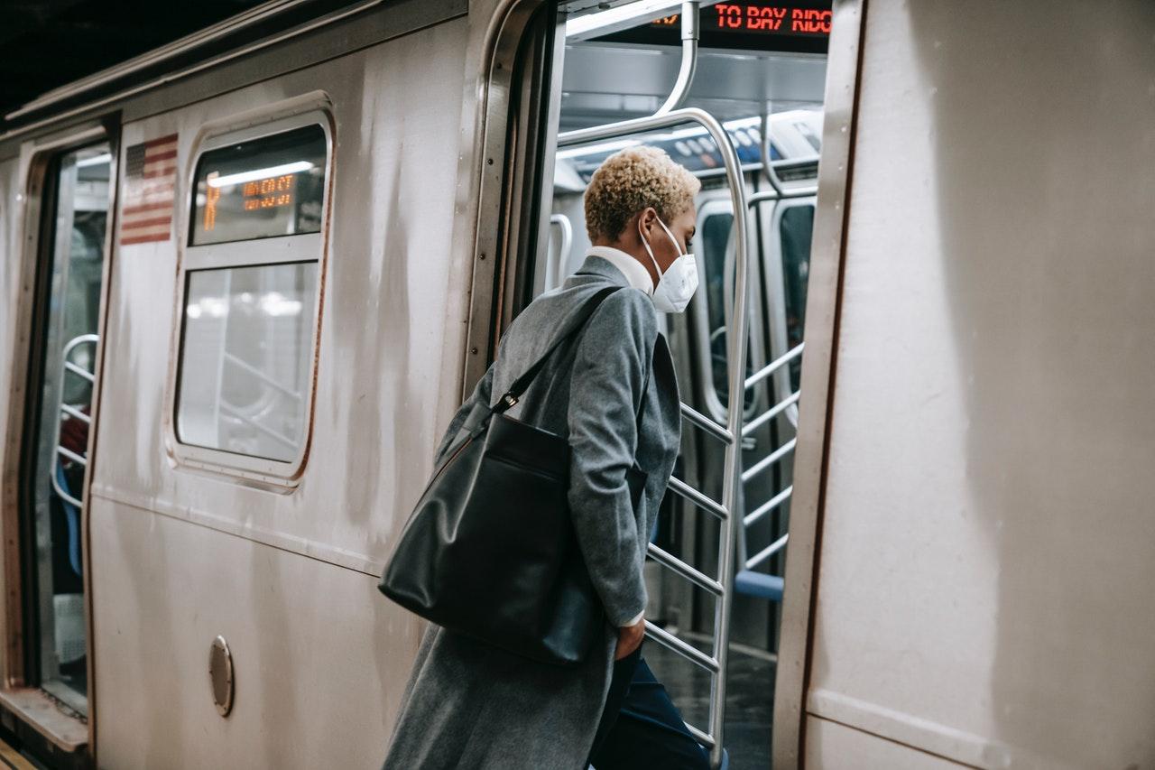 Subway system breaks pandemic-era ridership record