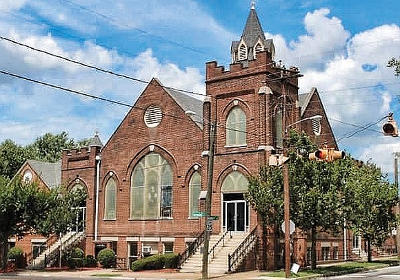 """Bethlehem Baptist Church, which bills itself as """"The church in the heart of the city with the city in our ..."""