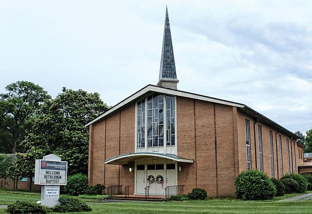 Chamberlayne Baptist Church, at 215 Wilkinson Road.