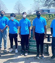 Chicago State University's Pre-Freshman Program in Engineering and Science (PREP) won second place and a $10,000 grant for the 2021 Ford Gives Back Freedom Award from the Ford Motor Company Fund. Photo courtesy of Chicago State University