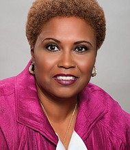 Karen Yarbrough is the Cook County Clerk. She is the first African-American woman to hold the position. Previously she was the Recorder of Deeds and an Illinois State Representative. Photo provided by Sally Daly