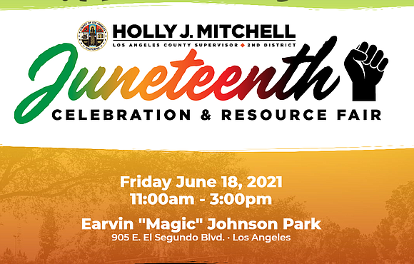 Juneteenth is a symbol of the end of chattel slavery...