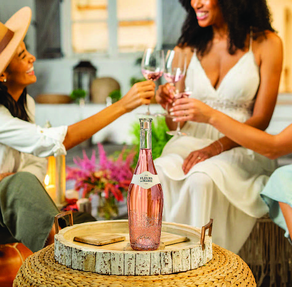 Fleurs de Prairie, the premium rosé wine brand, has announced the launch of the third annual Seeds of Beauty campaign, ...