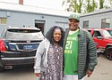 Through their nonprofit Straightway Services, Pastor Dwight Minnieweather and his wife, Cassandra, take action to help vulnerable young people, the homeless and other members of the Black community.