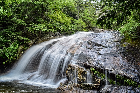 Waterfalls never disappoint. Their beauty awes. If you had to hike to get to it, the victory of the climb ...