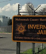 Officials Tuesday confirmed that COVID-19 has infected 25 people in custody at the Multnomah County Inverness Jail.