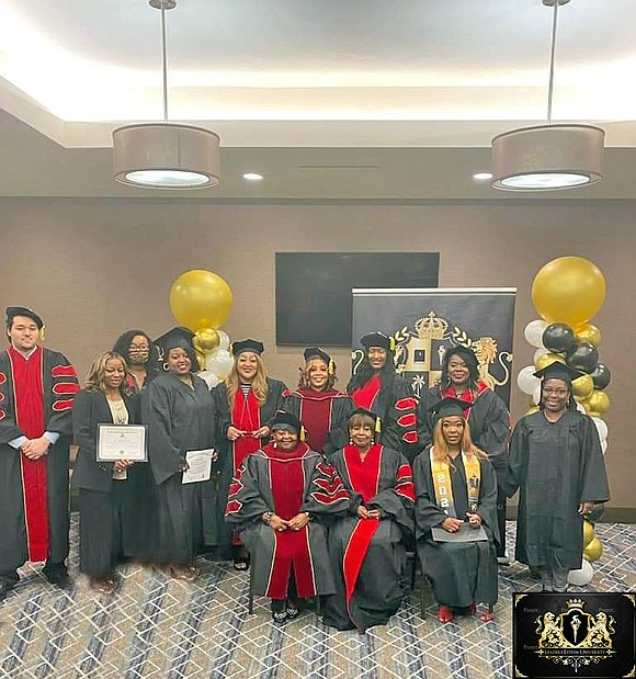 Leaders Esteem Christian Bible University Holds Their First Graduation Ceremony.