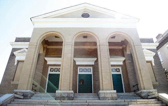 A Richmond church that has been in operation for 112 years has been hit with a surprise $46,128 property tax ...