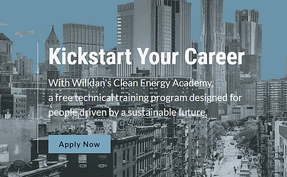 It is a hands-on opportunity to kick start your career in an emerging field...