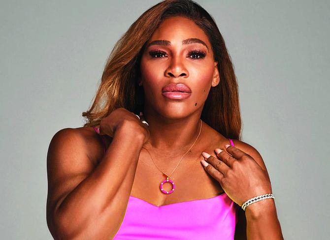 Serena Williams- Photo by Craig Cutler