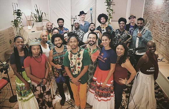 Live music is back at the Skirball Cultural Center...