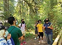 The Portland NAACP and Metro is helping Black kids and other young people of color spend time in nature, drawing benefits that can lead to healthier, happier communities.