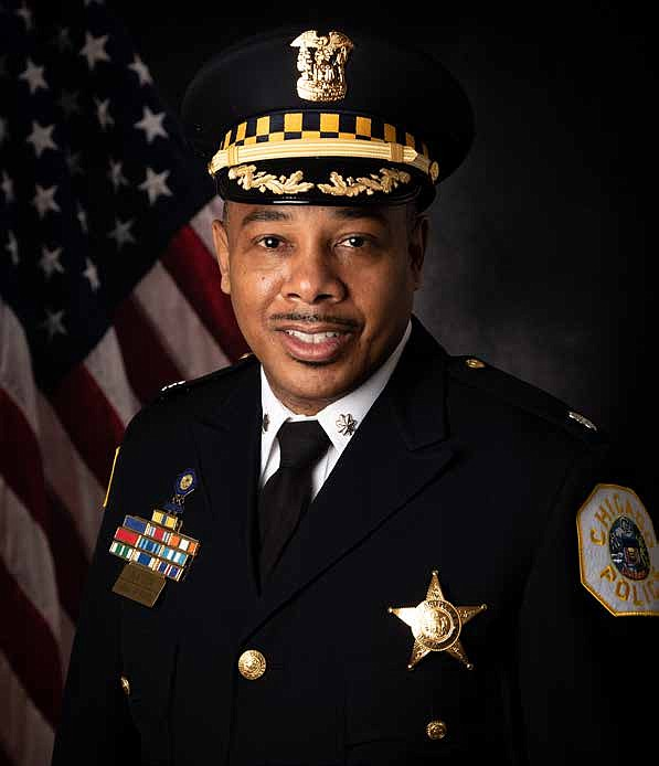 Third District Commander Roderick Watson is committed to including the community in the crime prevention strategy with Together We Can. Photo courtesy of Chicago Police Department
