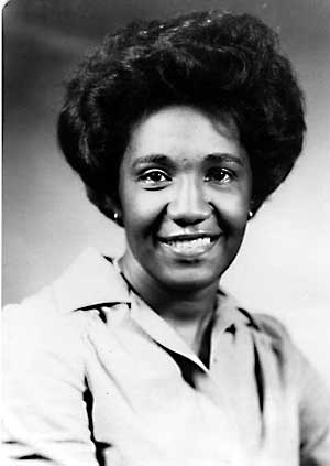 Azie Taylor Morton, the nation's first and only Black treasurer