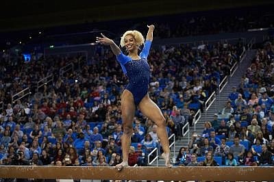 Nine years ago, Danusia Francis thought her days in competitive gymnastics were over when she was named an alternate to ...