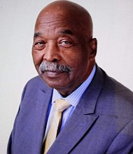 Former Chicago Alderman and Cook County Commissioner Robert Shaw