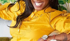 """Chef Nyesha Arrington, best known for competing on season 9 of """"Top Chef"""" and recently appearing on """"Selena + Chef"""" on HBO Max, will soon return to television preparing a new meal with Gordon Ramsay and Gino D'Acampo in FOX's """"Next Level Chef"""" (premiering September 1st 2021 on FOX)."""