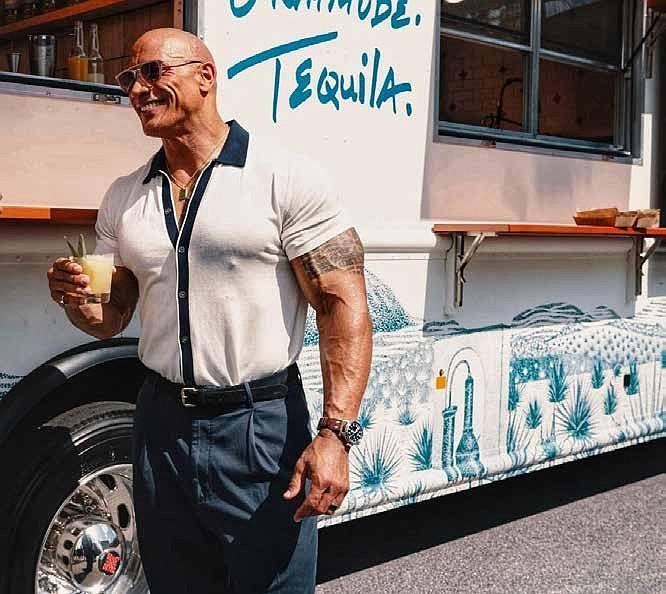 """Dwayne """"The Rock' Johnson"""