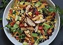 Chopped Chicken Taco Salad