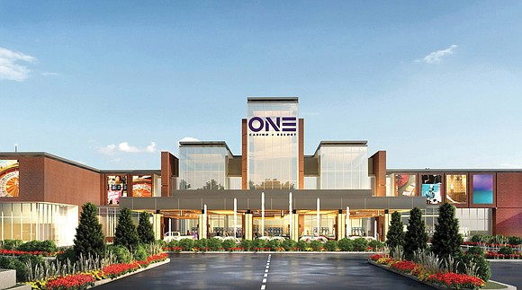 Richmond is moving closer to achieving its dream of having a gambling resort in South Side.