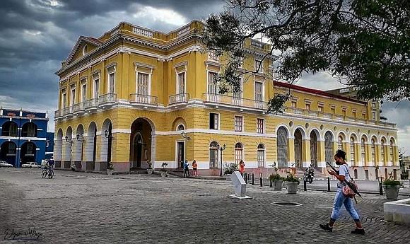 Teatro Sauto in Matanzas | Bildquelle: https://t1p.de/ehd5 © Edgar Moraga /AN | Bilder sind in der Regel urheberrechtlich geschützt