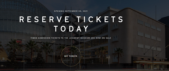 Tickets are on sale for a new Miracle Mile museum...