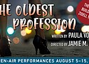 """Portland's Profile Theater presents live in-person performances of acclaimed playwright Paula Vogel's 'The Oldest Profession"""" through Sunday, Aug. 15 in reconfigured space on the South Waterfront, downtown."""