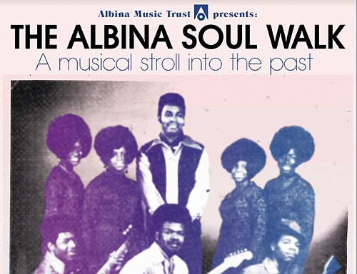 A new self-guided tour of Portland's historic Albina area of inner north and northeast Portland where jazz and soul were ...