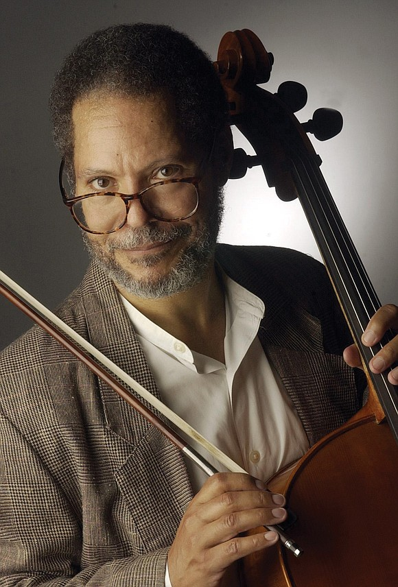 Ulysses Kirksey grew up in Richmond, traveled the world with his cello and landed back in Petersburg, where he led ...