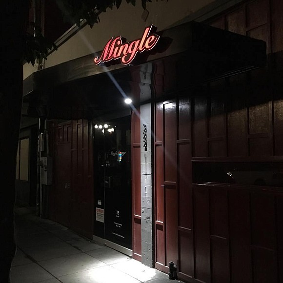 The suspect in the shooting of a 25-year-old Portland man Sunday morning at the Mingle Lounge has turned himself in ...