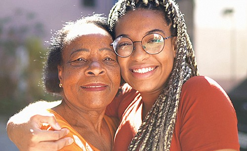 Black families offer lessons in how to manage the burden that comes with caregiving.